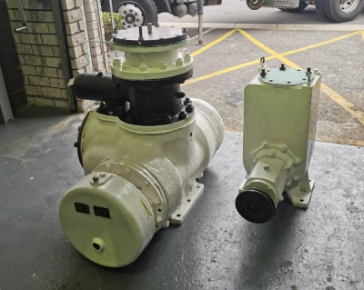 Industrial Pumps SA 6