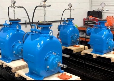 Industrial Pumps SA 25