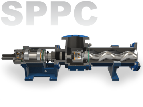 SPPC Sealed Gear Joint